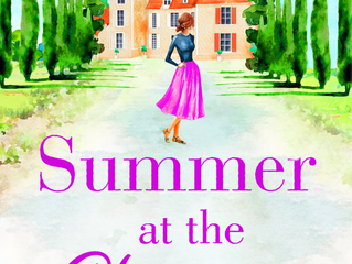 Blog Tour - Summer at the Chateau by Jennifer Bohnet