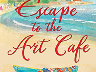 Escape to the Art Cafe by Sue McDonagh