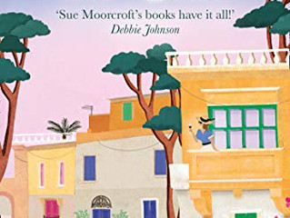 Review - A Home in the Sun by Sue Moorcroft