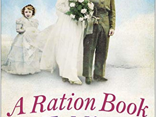 Sharing the Book Love... A Ration Book Wedding by Jean Fullerton