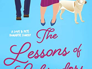 Review - The Lessons of Labradors by A.G. Henley