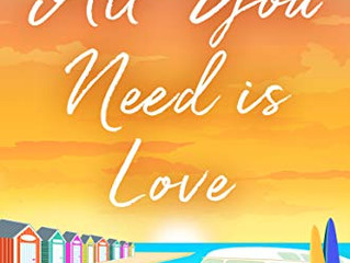 Review - All You Need Is Love by Jessica Redland