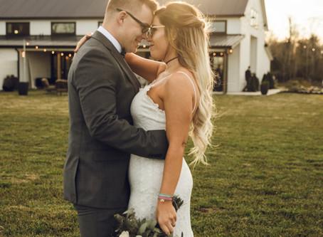 Featured Wedding: Seth + Courtney