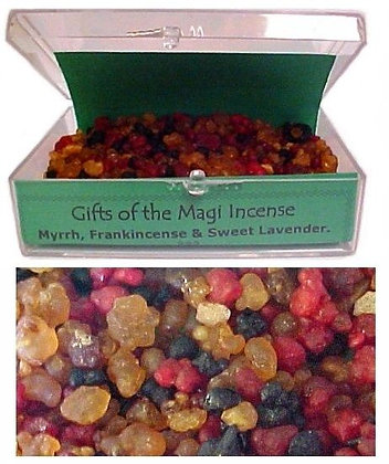 Gifts of the Magi Incense set