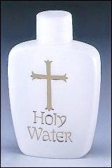 Holy Water Bottle 2 oz