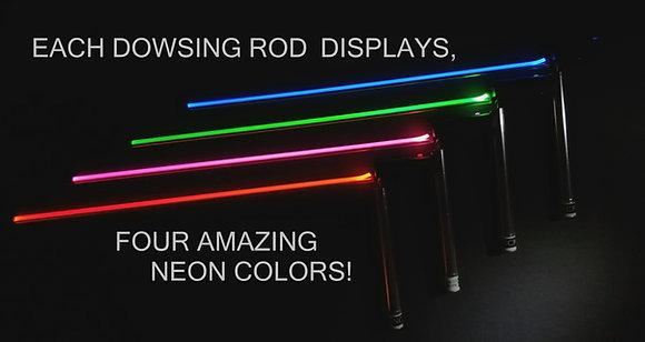 Electric Light Dowsing Rods ver 2.0