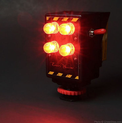 Red Light for Cams Without Night Vision