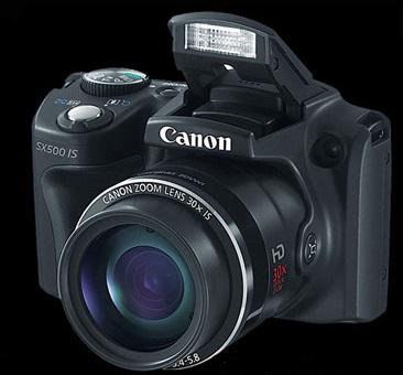 Canon SX530 Full Spectrum Camera