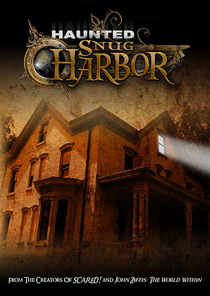 Haunted Snug Harbor DVD