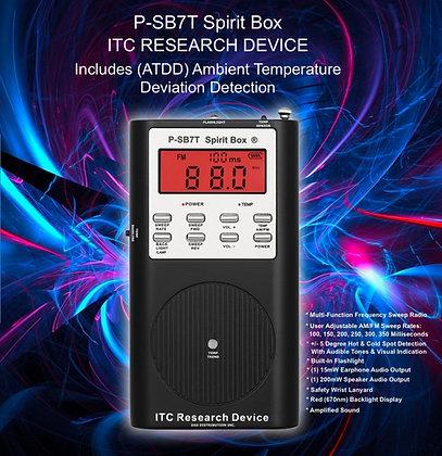 P-SB7T Ghost Box - New Version