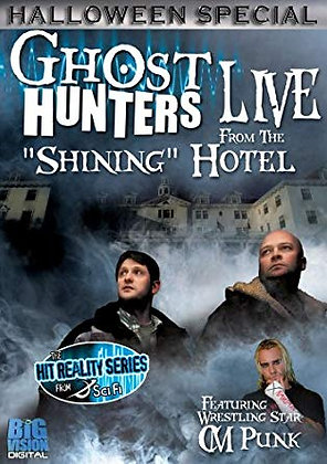 Ghost Hunters: Live From The Stanley Hotel
