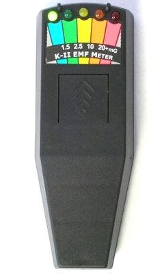 KII-B EMF Meter with Low Volume Buzzer
