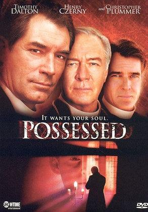 Possessed DVD