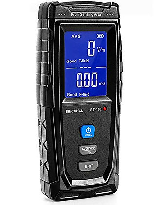 Dual Rechargeable EMF meter