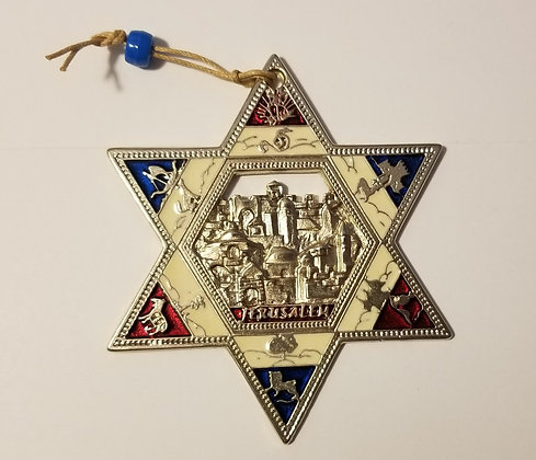 Twelve Tribes Star of David