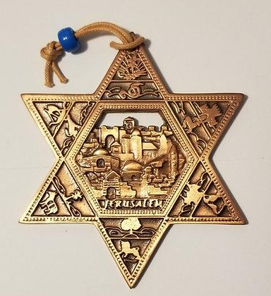Twelve Tribes Star of David