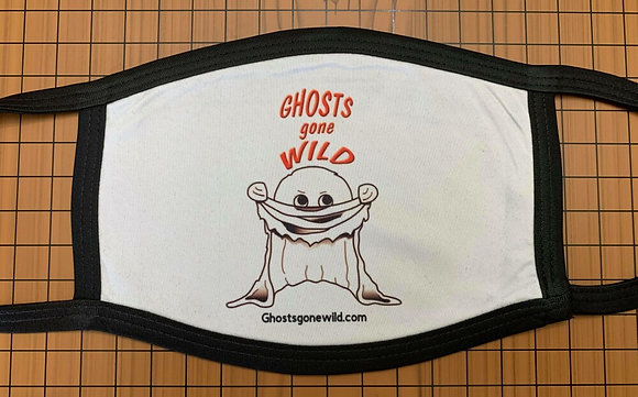 Ghosts Gone Wild Face Mask