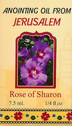 Anointing Oil from Jerusalem: Rose of Sharon