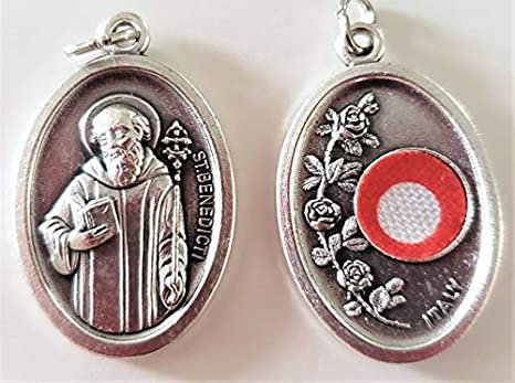 St Benedict Relic Medal