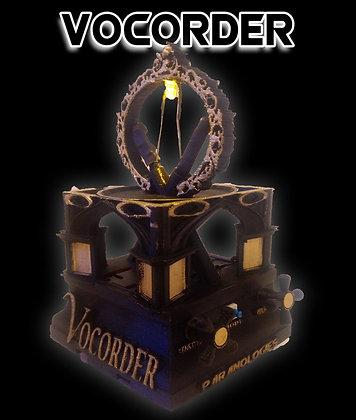 Vocorder - Dual Digital Recording EVP machine