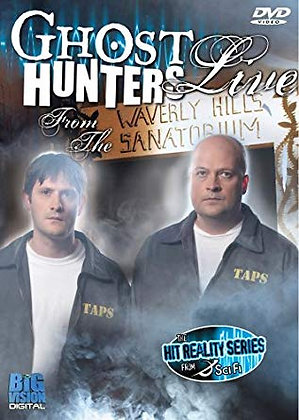 Ghost Hunters Live Waverly Hills Special Edition DVD