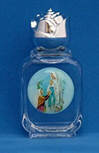 Bottle of Water from Lourdes (small)