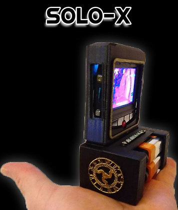 Solo-X Hotspot Cam
