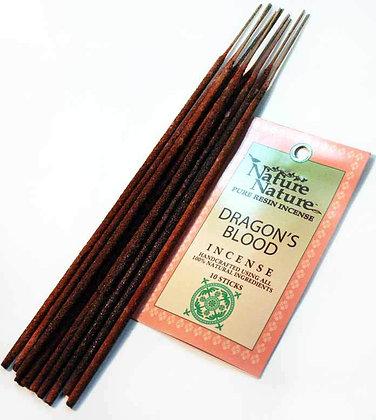 White Sage & Dragon's Blood Resin Incense Sticks