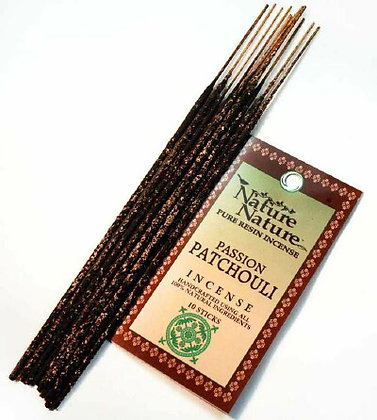 Patchouli Resin Incense Sticks