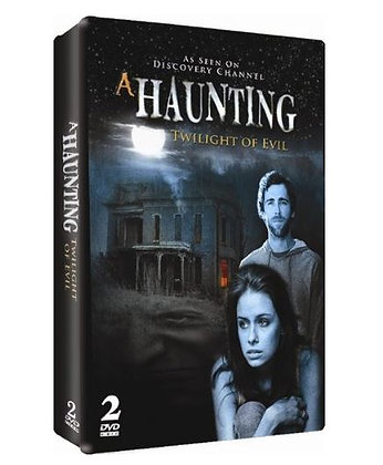 A Haunting - Twilight of Evil DVD