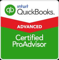 QuickBooks Advanced Certified ProAdv