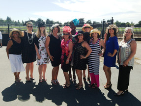 Mengali Accountancy at Wine Country Hat Day