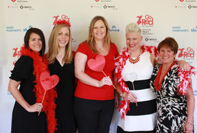 2013-2014 North Bay Go Red For Women