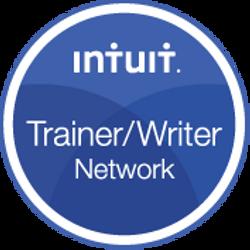 Intuit Trainer-Writer Network Member