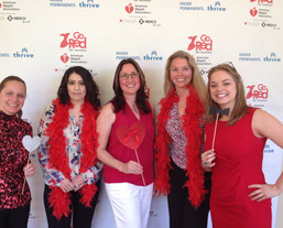 2014-2015 Go Red For Women Luncheon