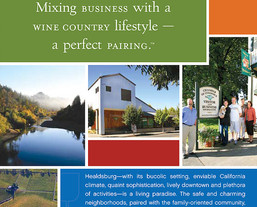 Mixing Business with a Wine Country Lifestyle