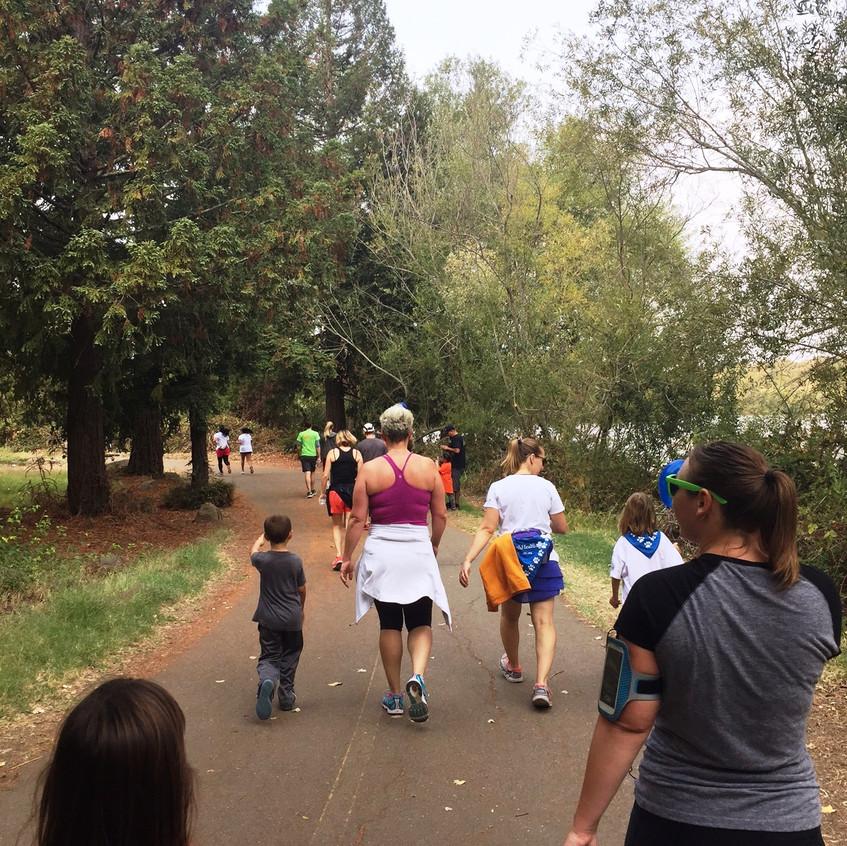 Heart Walk - Mengali Team