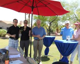 Rainbow Housing 'Play It Forward' Golf Tournament 2011