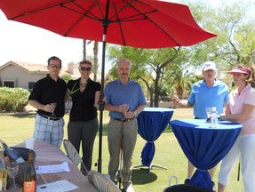 Rainbow Housing 'Play It Forward' Golf Tournament 2011