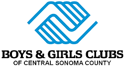Boys & Girls Club of Central Sonoma County Logo