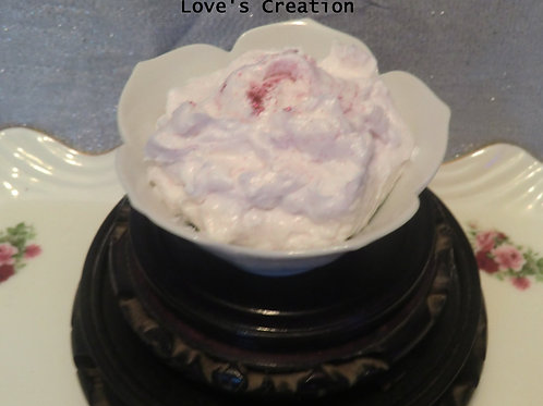 3 oz Shimmer Rejuvenating Whipped Souffle Lotion