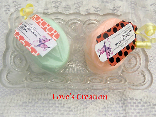 2-Soy Solid Lotion Body Bars-Wonderful Scents