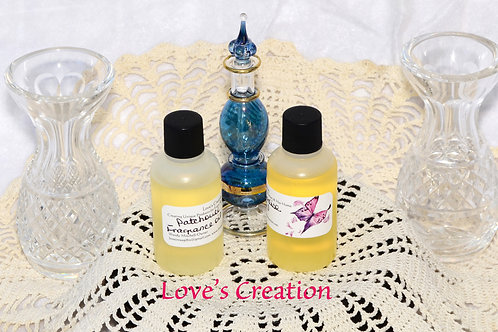 5 Fragrance Oils-4 oz Great For Candles & More