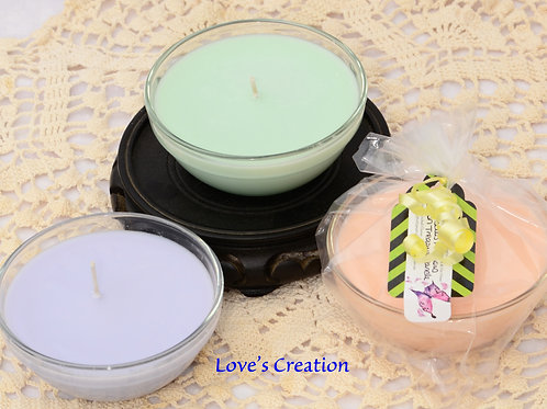 4 oz Lotion Candle-Burn As A Candle/Apply As A Lotion!