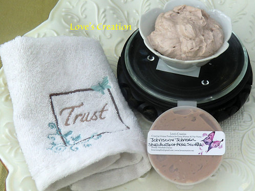 3 oz Bronzing Whipped Souffle Body Butter