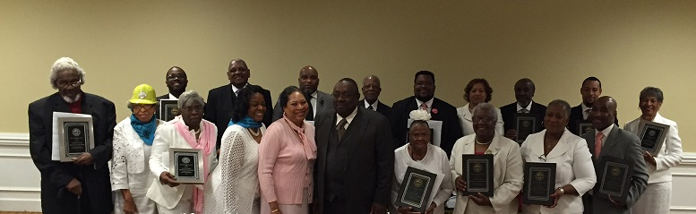 Honoring churches