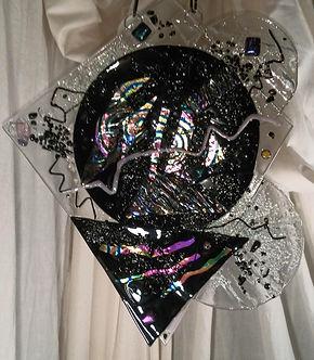 fused glass, glass art