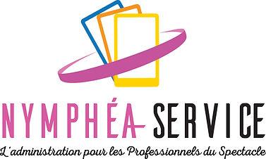 Nymphéa service logo