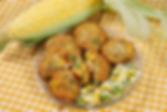 Cheese Corn Tikki