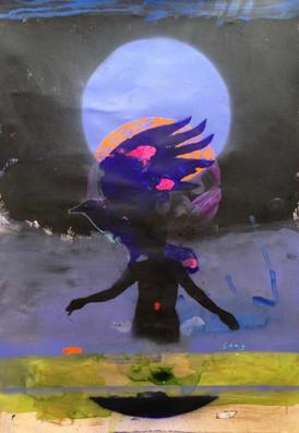 Seeker & Raven in Eclipse